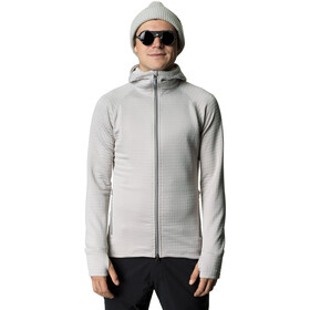 Houdini Power Air Houdi Chaqueta polar Hombre, ground grey